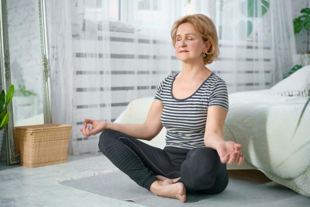 Better Living Through Meditation