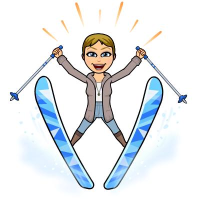 Boomer Skiing