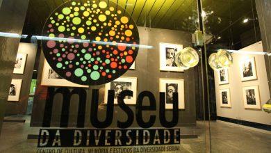 Museu da Diversidade instalado na estação Republica do Metro (Foto: José Luis da Conceição/AEFOTOGRAFIA)