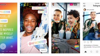 Instagram libera novas funções para comemorar o mês do Orgulho LGBTQI+. (Foto: Divulgação)