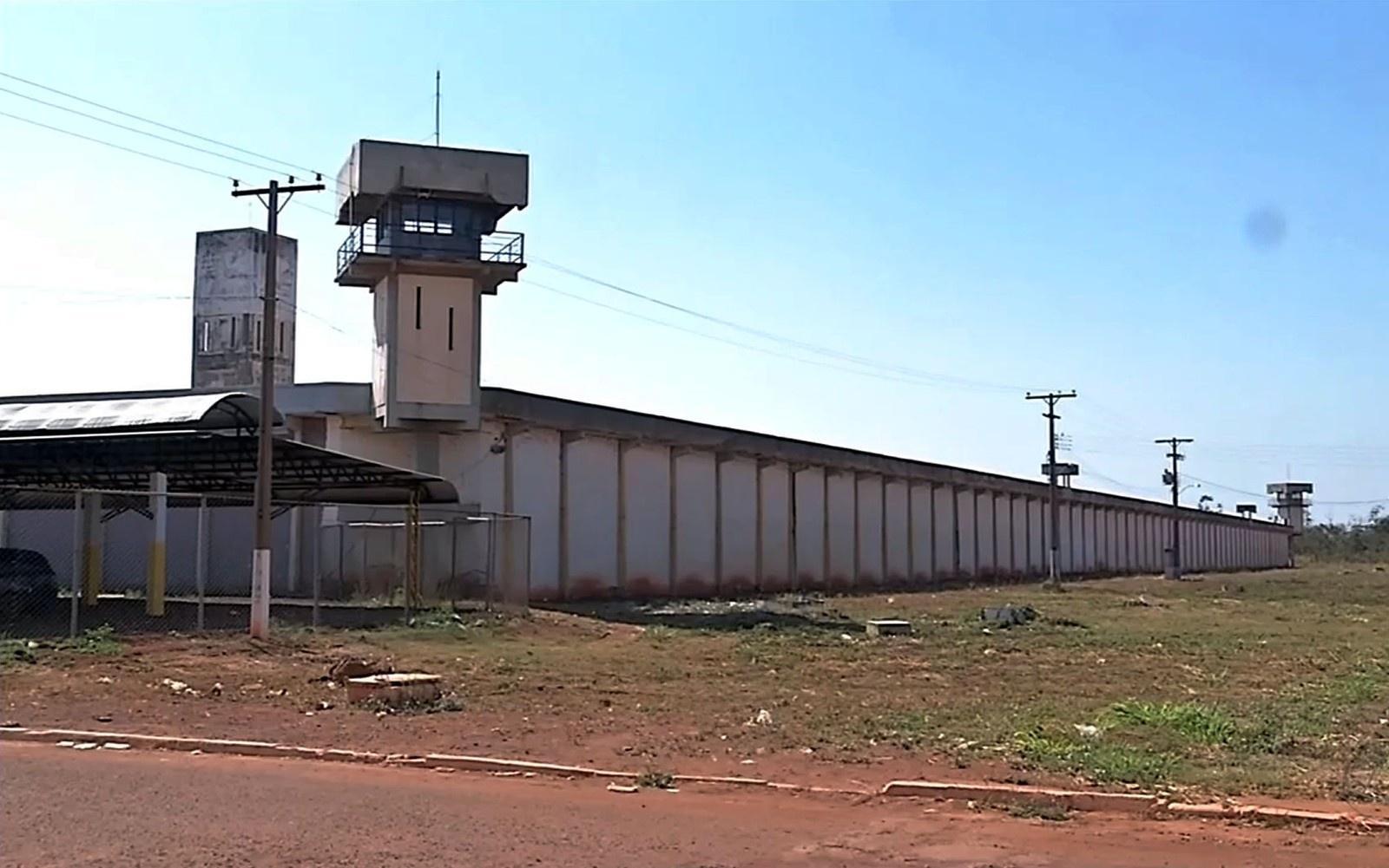 'Ala da Diversidade' será inaugurada na Penitenciária Major Eldo Sá, a Mata Grande, em Rondonópolis. (Foto: Reprodução/TVCA)