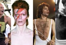 De Freddie Mercury e Cássia Eller a Cazuza, relembre os ídolos LGBT do rock
