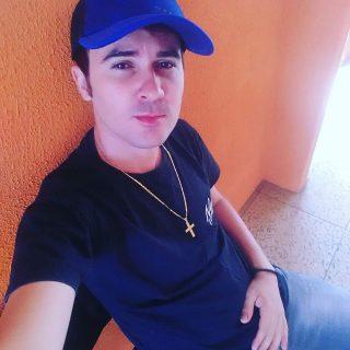 Heberson, encontrado morto em Dourados (Foto: Facebook/Arquivo Pessoal)