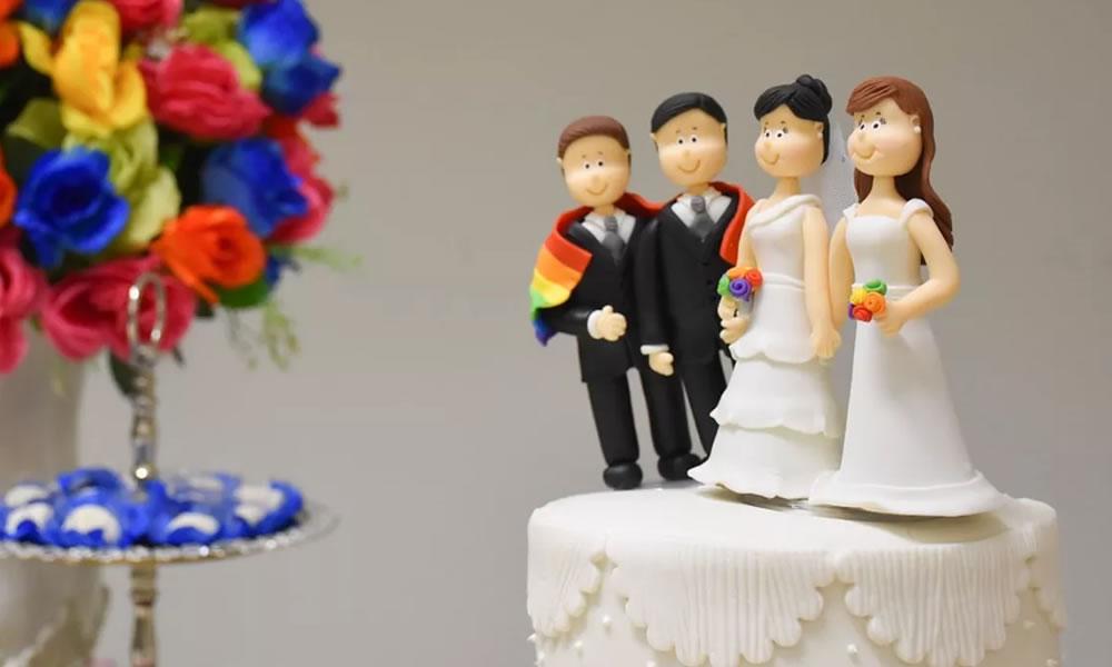 União de casais está marcada para ocorrer no dia 5 dezembro no Palácio do Comércio. (Foto: Divulgação)