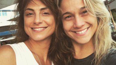 Fernanda Gentil revela que se casou em segredo com Priscila Montandon. (Foto: Reprodução/Instagram)