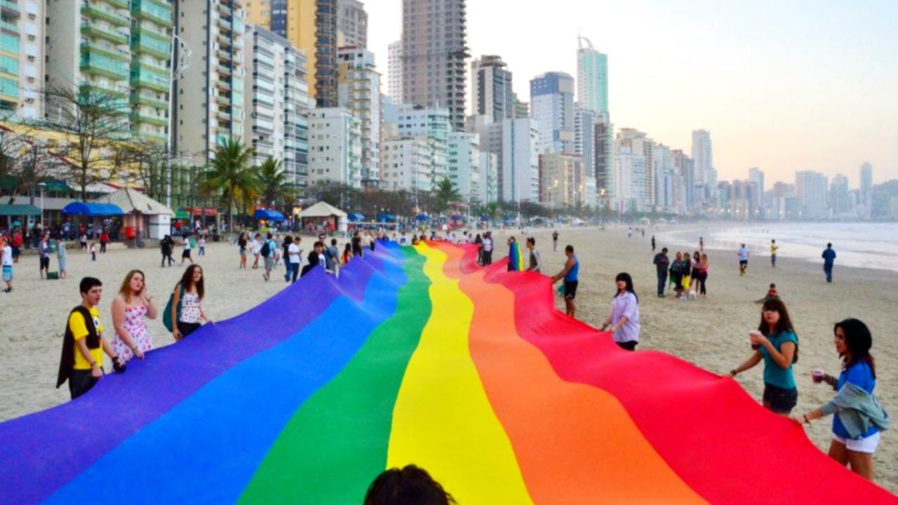 O evento é organizado pela Associação da Parada da Diversidade de Balneário Camboriú e o Grupo Mães Pela Diversidade. (Foto: Divulgação)