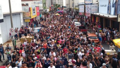 Parada LGBT é realizada neste domingo (25), em Uberlândia. (Foto: Reprodução)