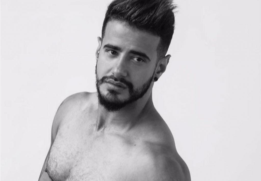 Tarso Brant posta foto em que aparece completamente nu. (Foto: Brunno Rangel/Reprodução/Instagram)