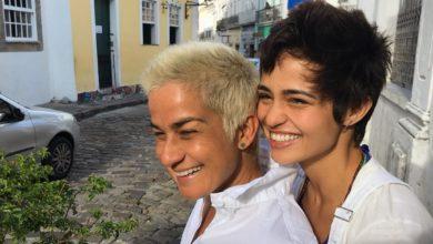 Nanda Costa posta foto com Lan Lanh. (Foto: Reprodução/Instagram)
