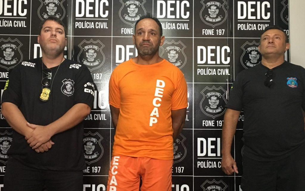 Parsilon Lopes, suspeito de matar motorista de aplicativo Vanusa da Cunha Ferreira. (Foto: Vitor Santana)