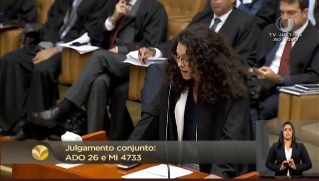 Ananda Rodrigues, do Grupo Dignidade – Pela Cidadania de Gays, Lésbicas e Transgêneros. (Foto: Reprodução)