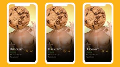 """Aplicativo acaba de lançar o """"tap biscoiteiro"""", com exclusividade para o nosso país. (Foto: Divulgação)"""