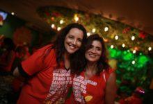 As cantoras Ana Carolina e ChIara Civello. (Foto: AgNews)