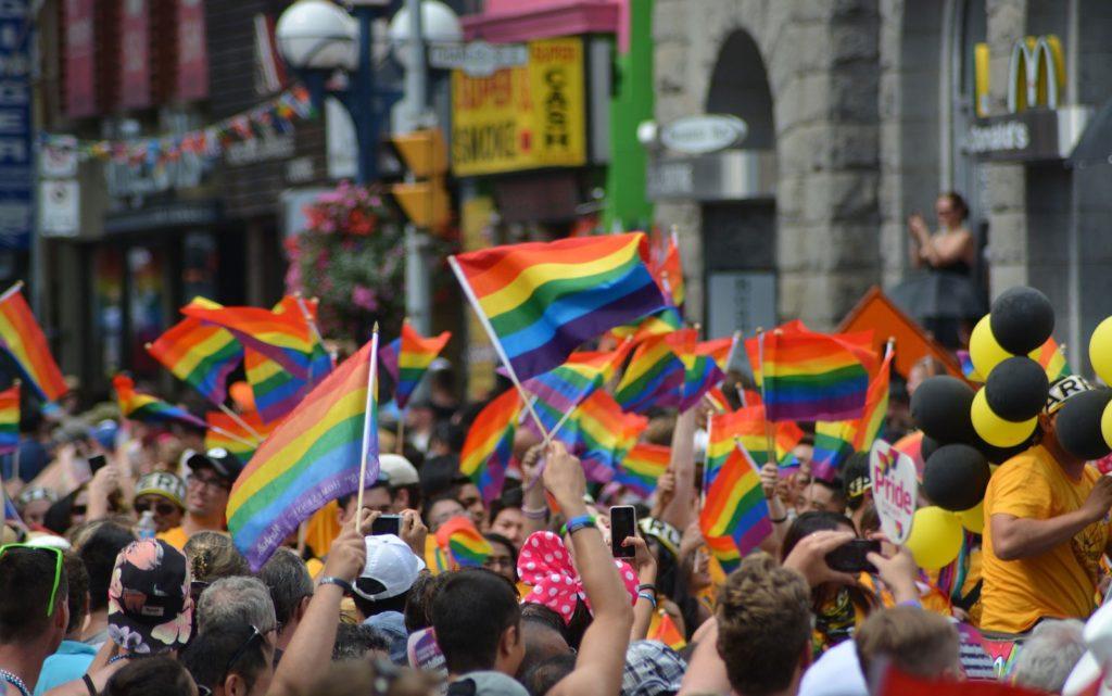 Levantamento mostra que casamento entre pessoas do mesmo sexo é legalmente permitido em 26 países. (Foto: naeimasgary/Creative Commons)