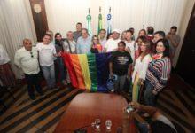 Decreto que cria o Conselho LGBT - Natal foi publicado nesta segunda-feira (1º) no Diário Oficial. (Foto: Divulgação/Prefeitura de Natal)