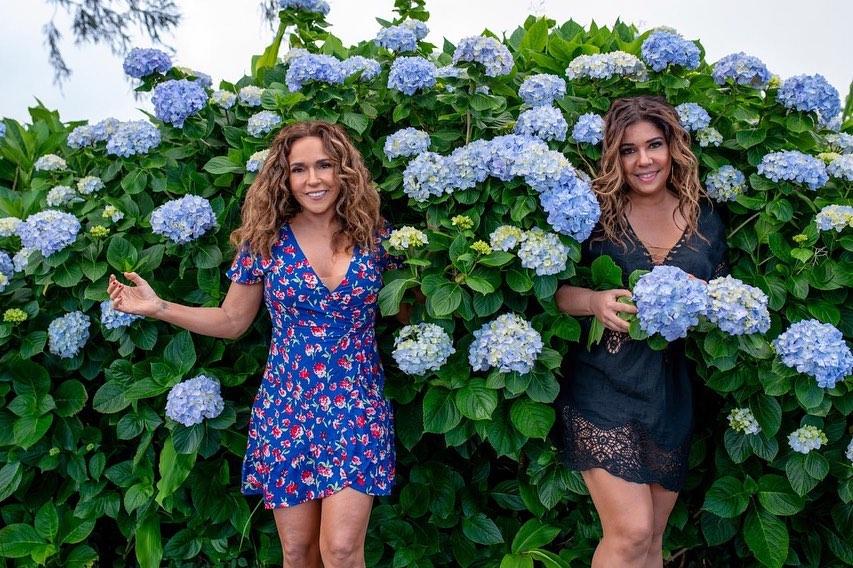 Daniela Mercury e Malu Verçoza. (Foto: Reprodução/Instagram)