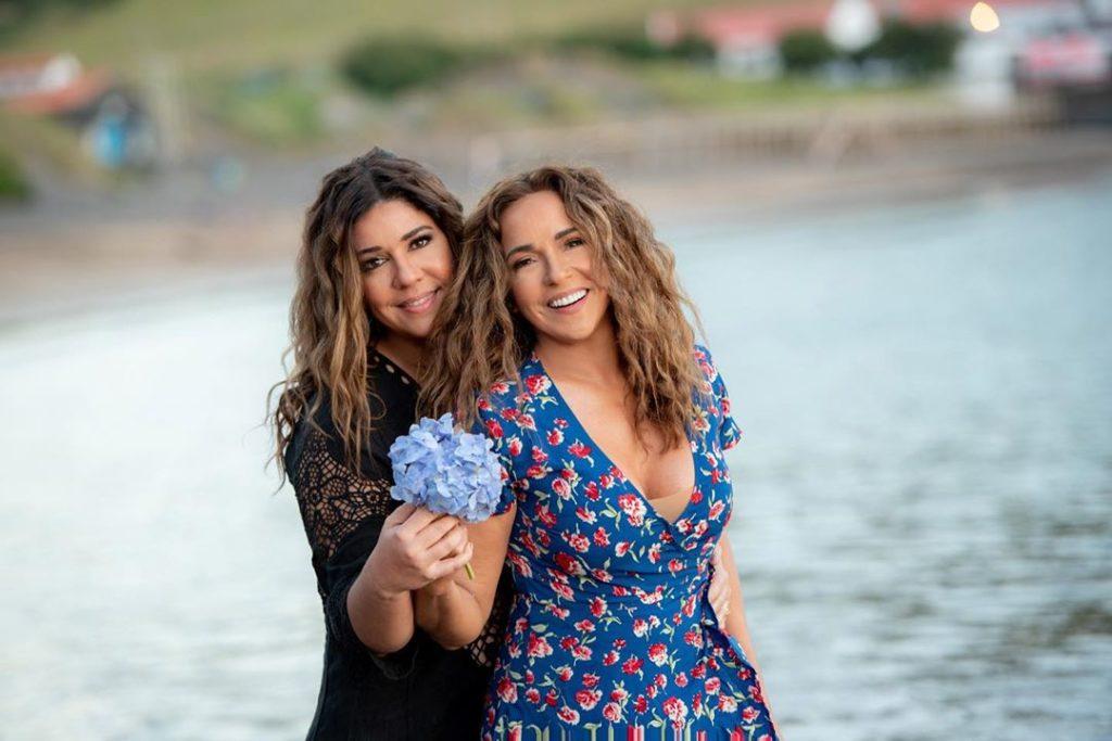Daniela Mercury e Malu Verçosa se casam em Portugal (Foto: Pedro Taborda/Reprodução/Instagram)