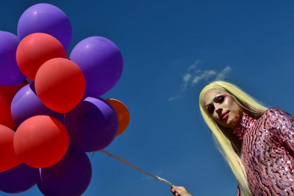 Diversidade e respeito na Parada do Orgulho LGBT. (Foto: Antônio Salaverry/Arquivo Pessoal)