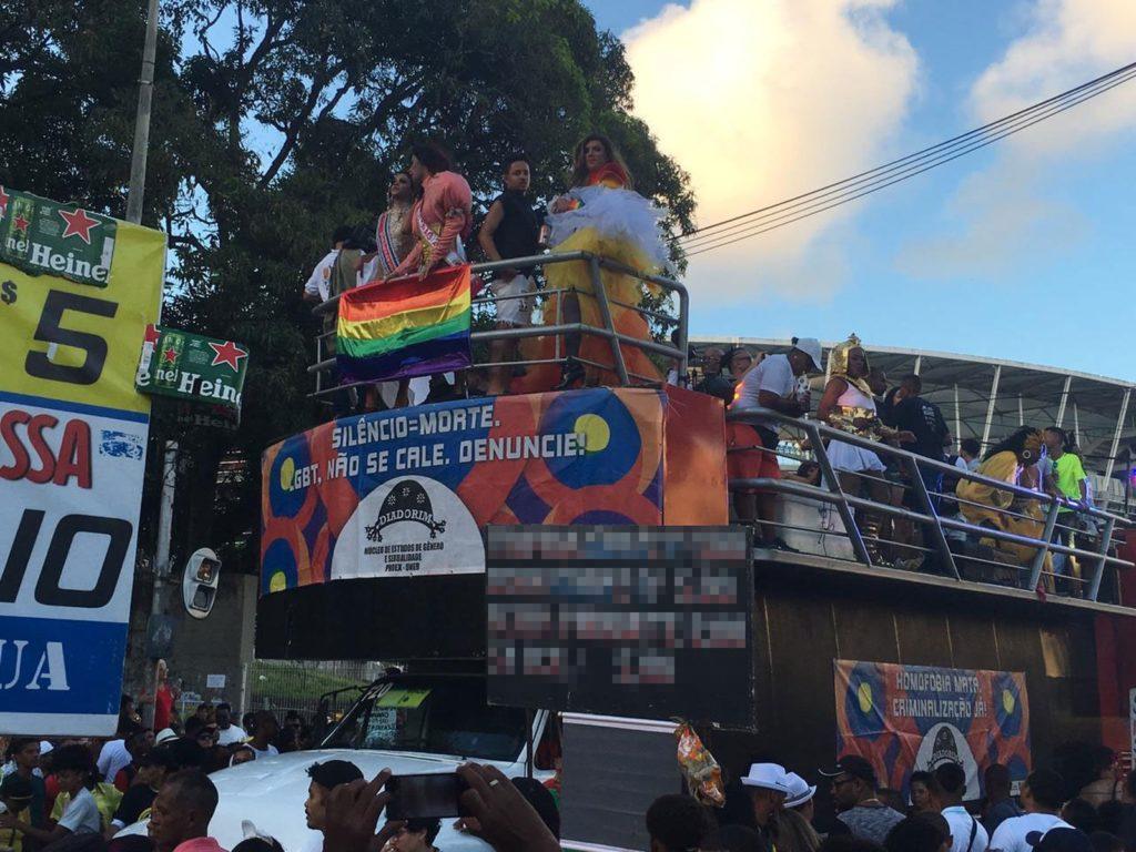 """Evento acontece neste domingo (22), no Dique do Tororó, e tem como tema """"Stonewall 50 anos, GGB 40: Resistência mais do que nunca!"""". (Foto: João Souza)"""
