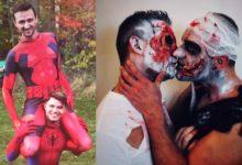 Esses casais são tudo, menos assustadores. (Foto: Reprodução/Instagram)