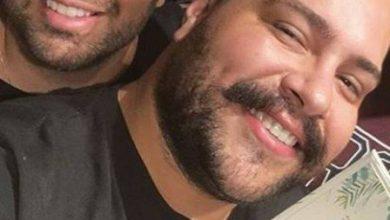 Tiago Abravanel namora produtor o produtor Fernando Poli. (Foto: Reprodução/Instagram)