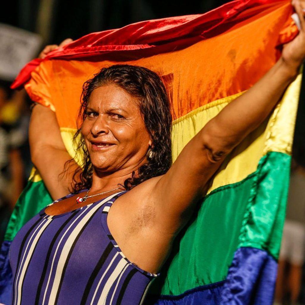 Fernanda Benvenutty morreu aos 57 anos, em João Pessoa. (Foto: Reprodução/Facebook/Fernanda Benvenutty)