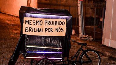 Minha Luz é de LED: homenagem ao desfile icônico de Joãosinho Trinta. (Foto: Victor Curi / Divulgação)