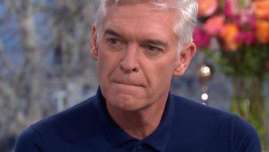 Phillip Schofield, apresentador de TV britânica. (Foto: Reprodução/YouTube)
