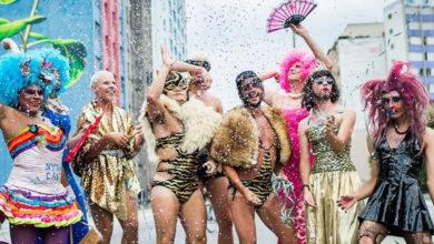São Paulo é a cidade que mais oferece blocos para o público LGBT no Brasil, no carnaval 2020. (Foto: Arquivo)