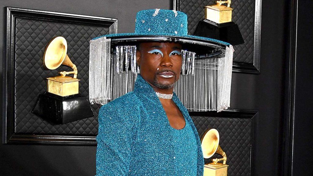 Billy Porter no Grammy Awards 2020. (Foto: Amy Sussman/Getty Images)