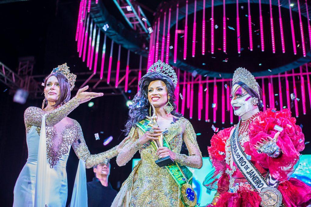 Miss Brasil Gay 2018. (Foto: Luciano Lima Jr/Divulgação)