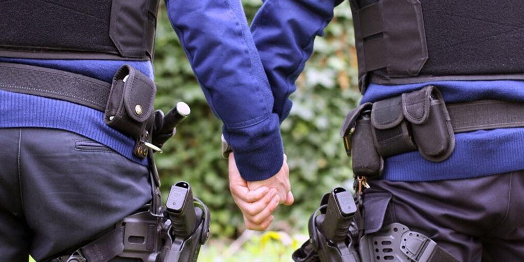 No Brasil LGBTfobia é crime que pode levar a prisão. (Foto: Getty Images)