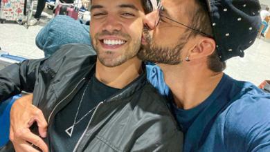 Matheus e Léo do 'De Férias com o Ex'. (Foto: Reprodução)
