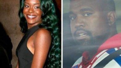 """Azealia Banks criticou Kanye West e afirmou que rapper é """"homossexual não assumido"""". (Foto: Reprodução)"""