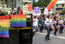 Caminhada lésbica de São Paulo em 2009. (Foto: Arquivo/Commons.wikimedia.org)
