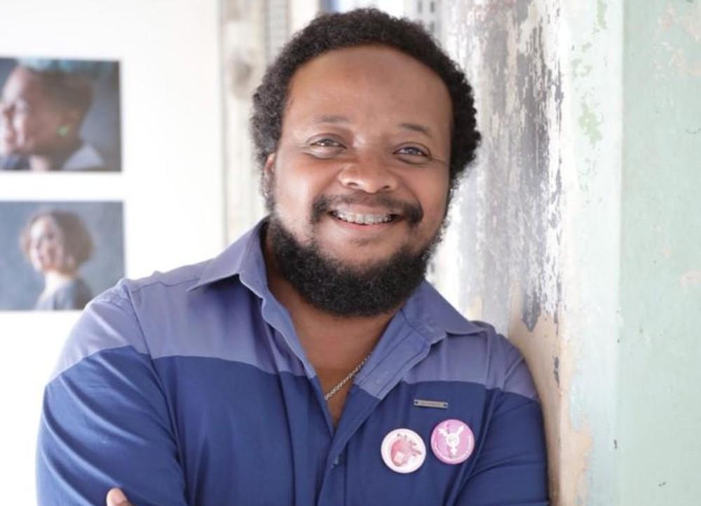 O professor de educação física Leonardo Peçanha, que trabalha no Rio — Foto: Arquivo pessoal