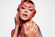 Pabllo Vittar para revista Vogue. (Foto: Vogue Brasil/ Hick Duarte)