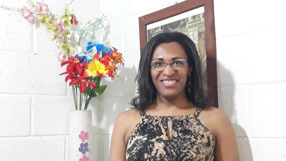 Paula Beatriz de Souza Cruz, diretora de uma escola estadual de SP — Foto: Arquivo pessoal