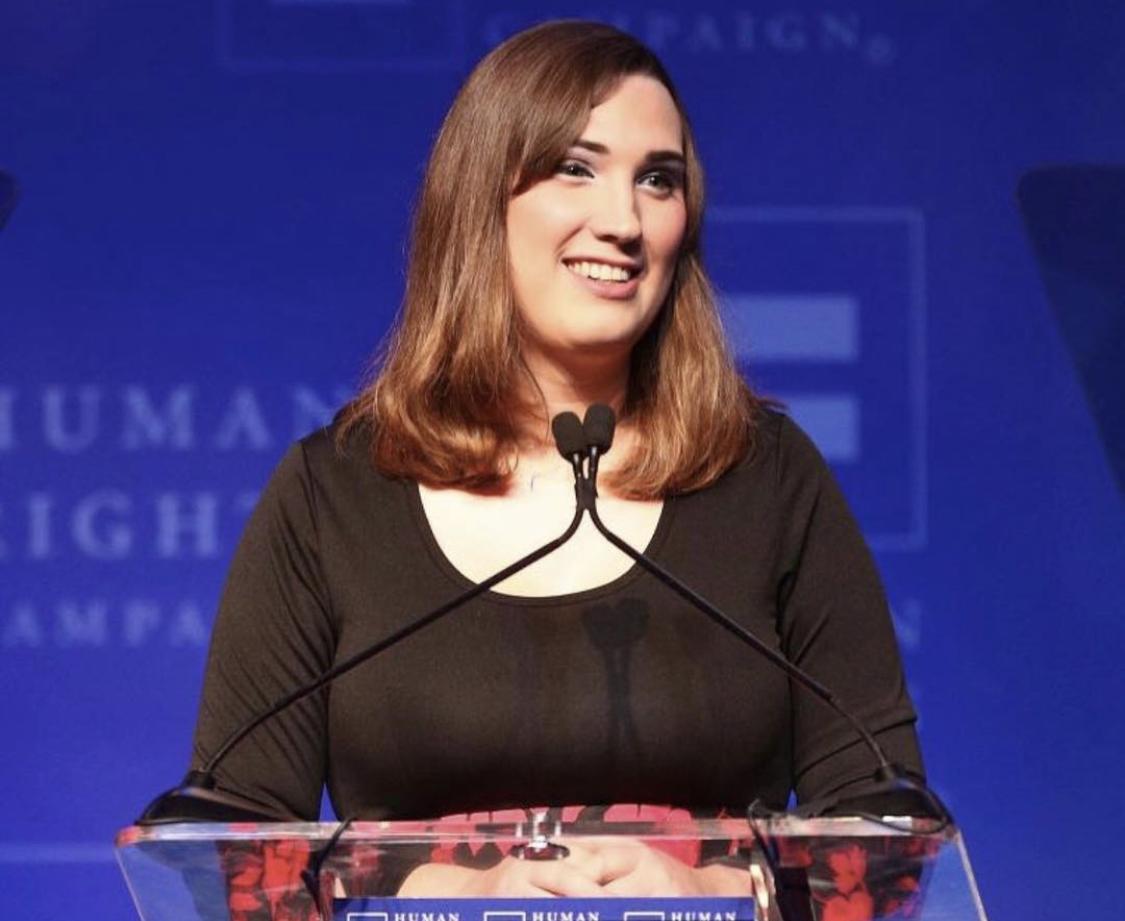 Sarah McBride foi estagiária na Casa Branca durante administração de Barack Obama. (Foto: Reprodução/Instagram)