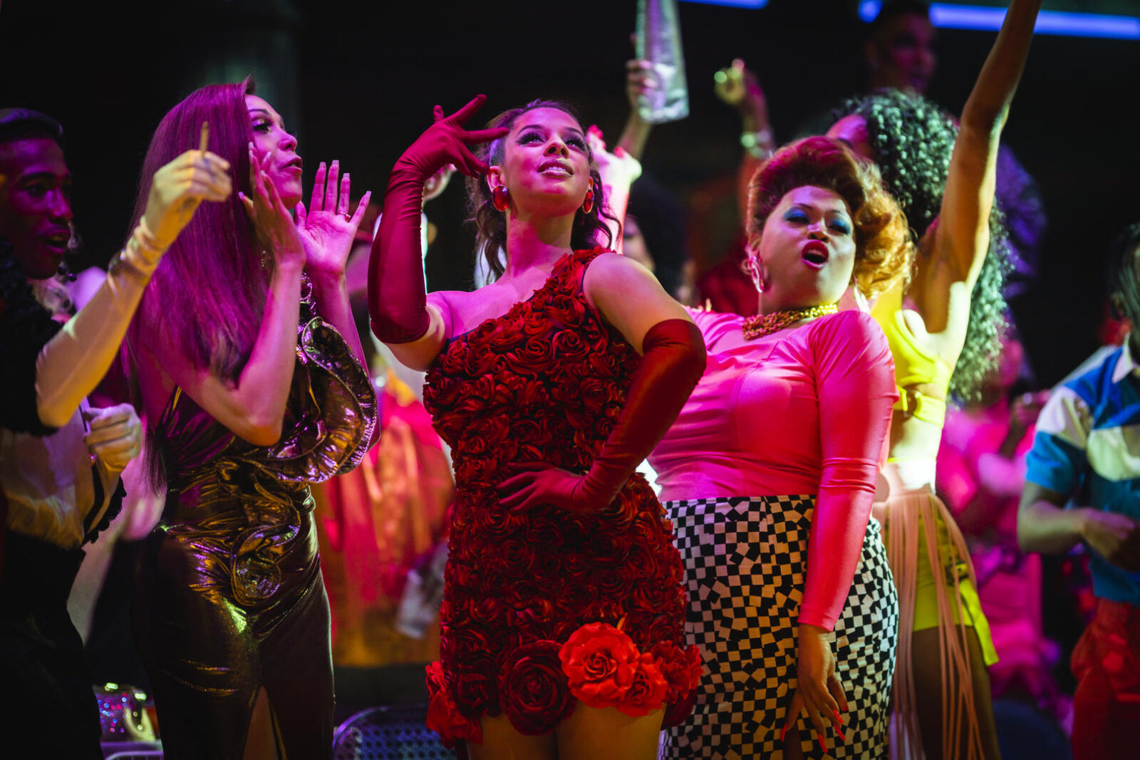 2ªtemporada de Pose chega em janeiro na Netflix no Brasil. (Foto: Michael Parmelee/FX)
