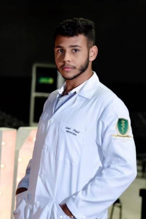 Aos 21 anos, filho de Popó cursa Medicina. (Foto: Reprodução/Instagram)