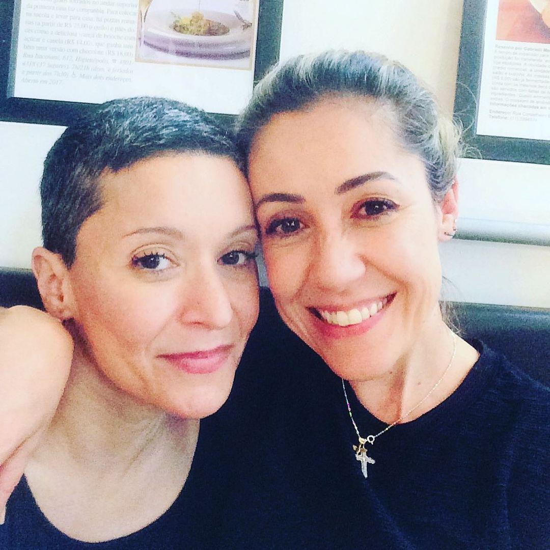 Patricia Marx e Renata Pedreira. (Foto: Reprodução/Instagram)