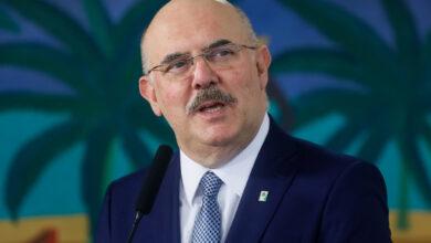 O ministro da Educação, Milton Ribeiro, deu declarações homofóbicas em entrevista. (Foto: Isac Nóbrega/PR)