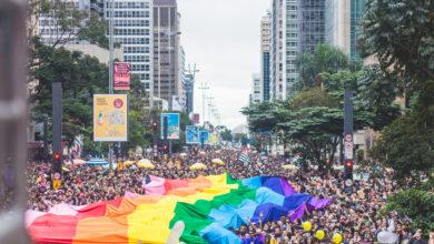 Edição virtual da 25ª Parada do Orgulho LGBT de São Paulo traz especialistas para falar de HIV/Aids em live com shows. (Foto: Divulgação/APOLGBT-SP)