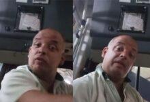 Motorista de ônibus diz que foi questionado por passageiro por ser gay. (Foto: Reprodução)