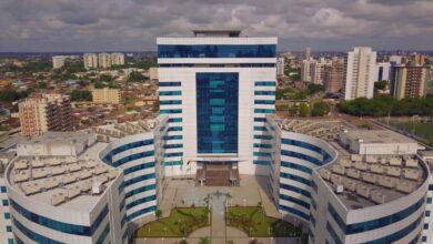 Sede do Governo de Rondônia. (Foto: Divulgação)