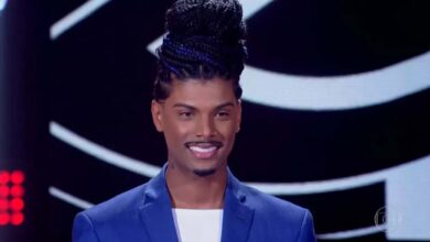 WD é um dos participantes do 'The Voice Brasil'. (Foto: Reprodução/TV Globo)