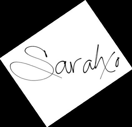 SarahSig