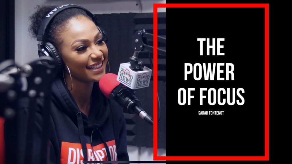 Disruptor power of focus