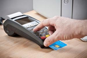 Credit card cloe